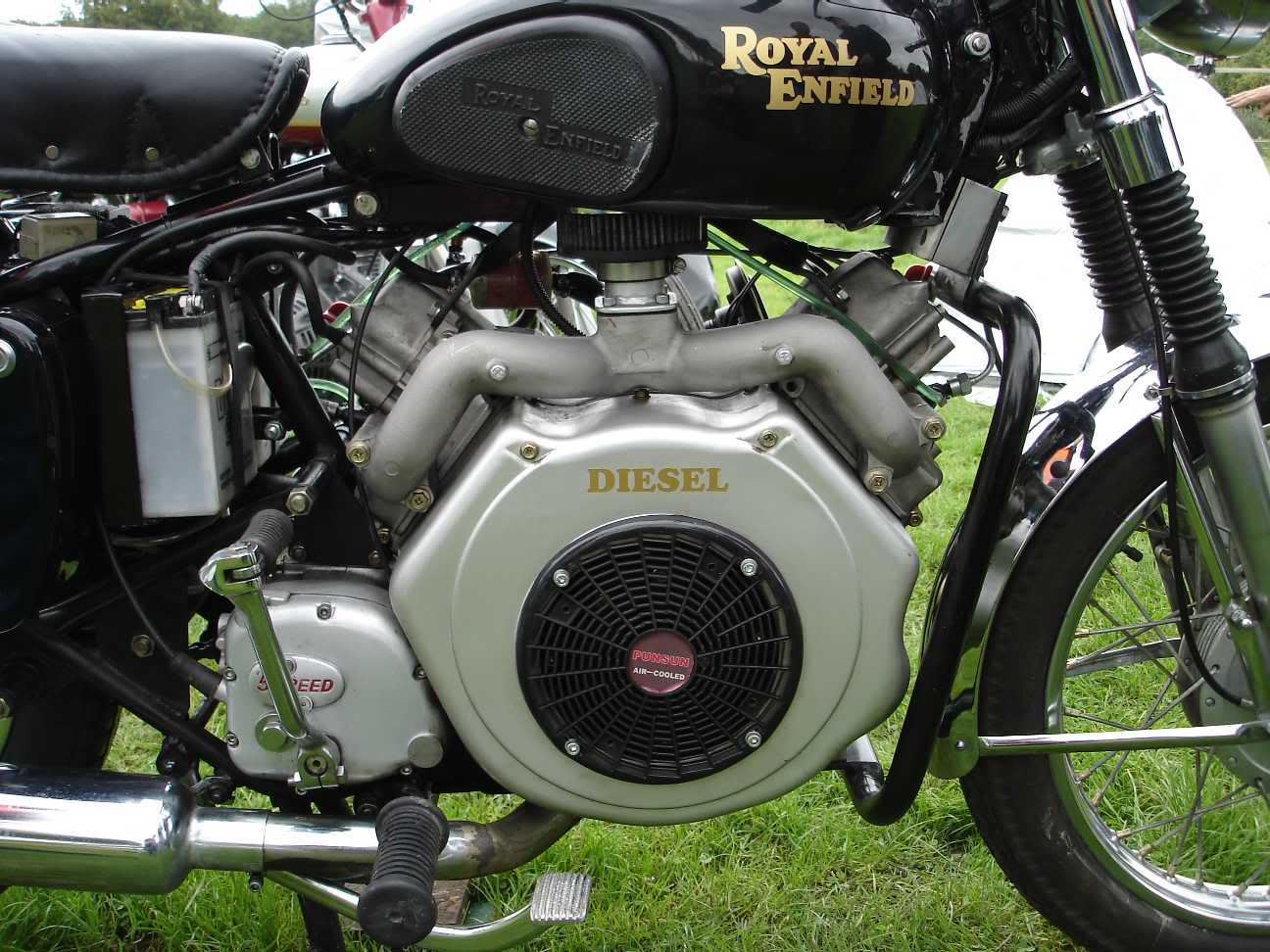 Royal Enfield Diesel 1997 images #122872