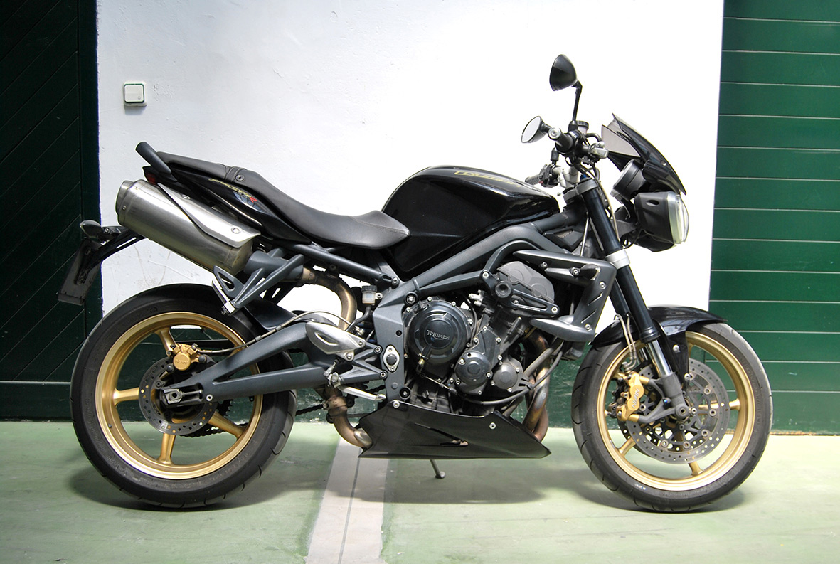 Triumph Street Triple R 2012 wallpapers #130875