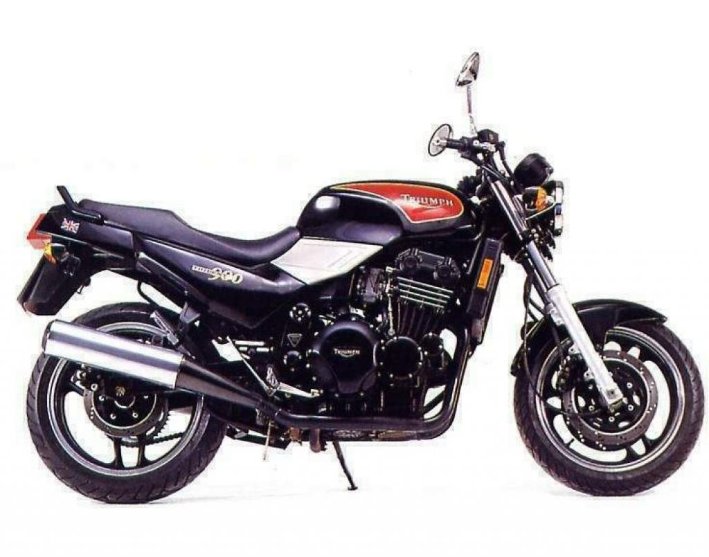 Triumph Trident 900 1997 wallpapers #130480