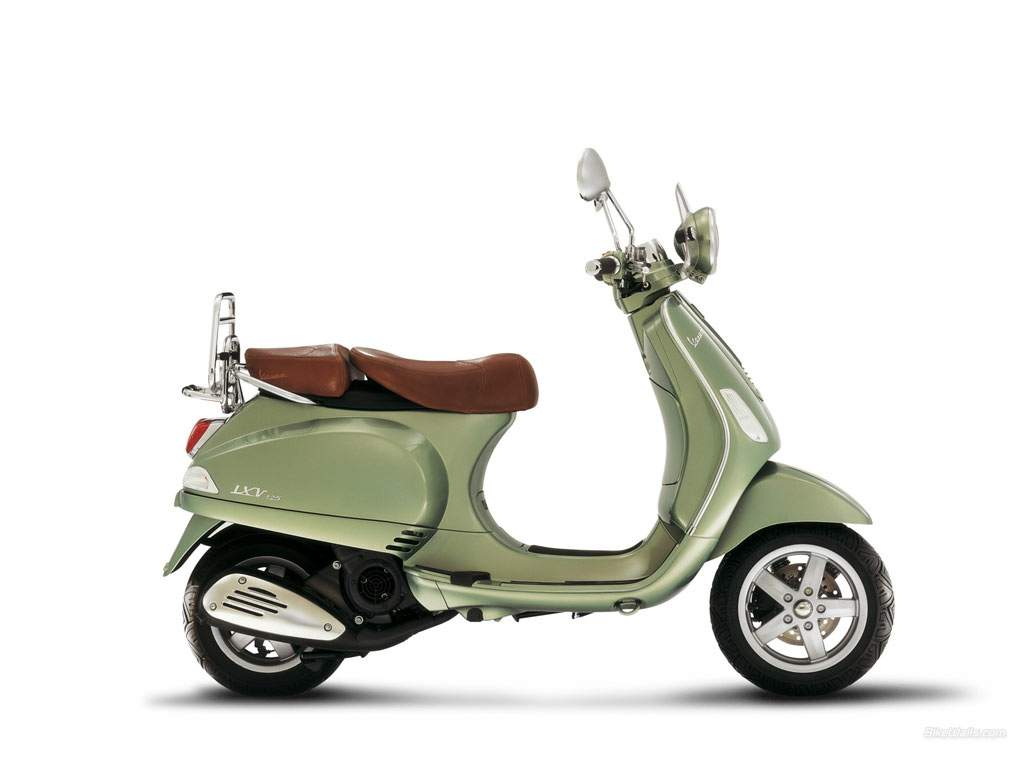 Vespa LXV 125 2007 wallpapers #129584