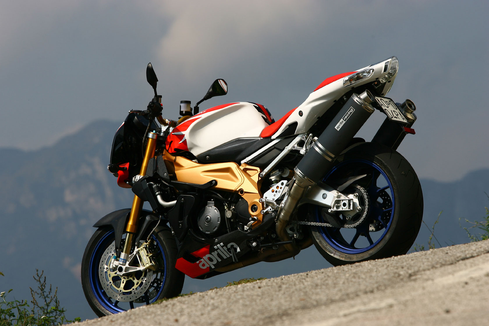 Aprilia Tuono 1000 R Factory wallpapers #171930