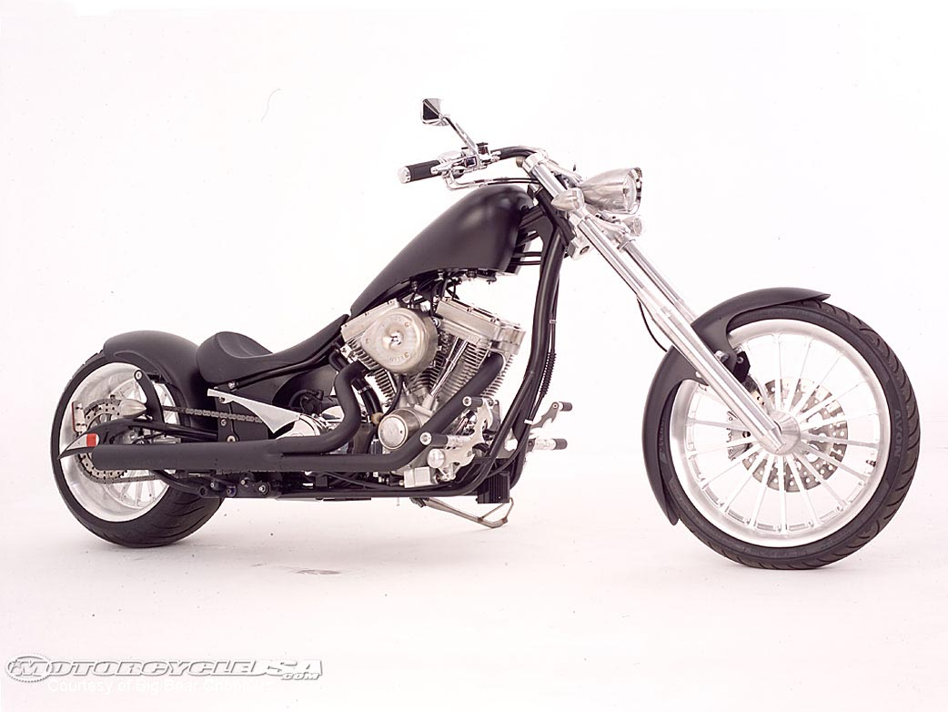 Big Bear Choppers Miss Behavin 100 EFI images #145258