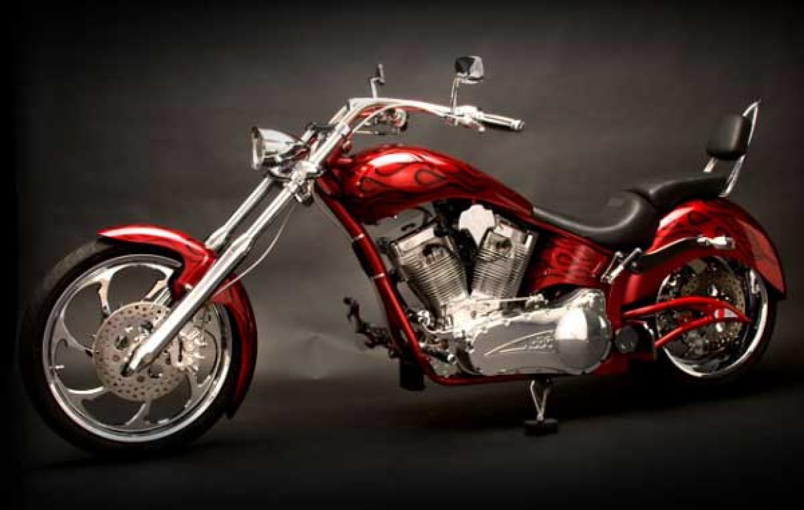 Big Bear Choppers Venom 100 EFI 2009 wallpapers #136523