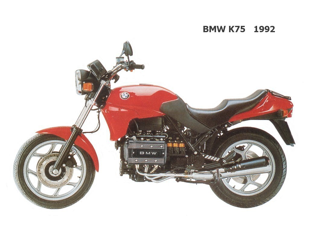 BMW K75RT images #5102