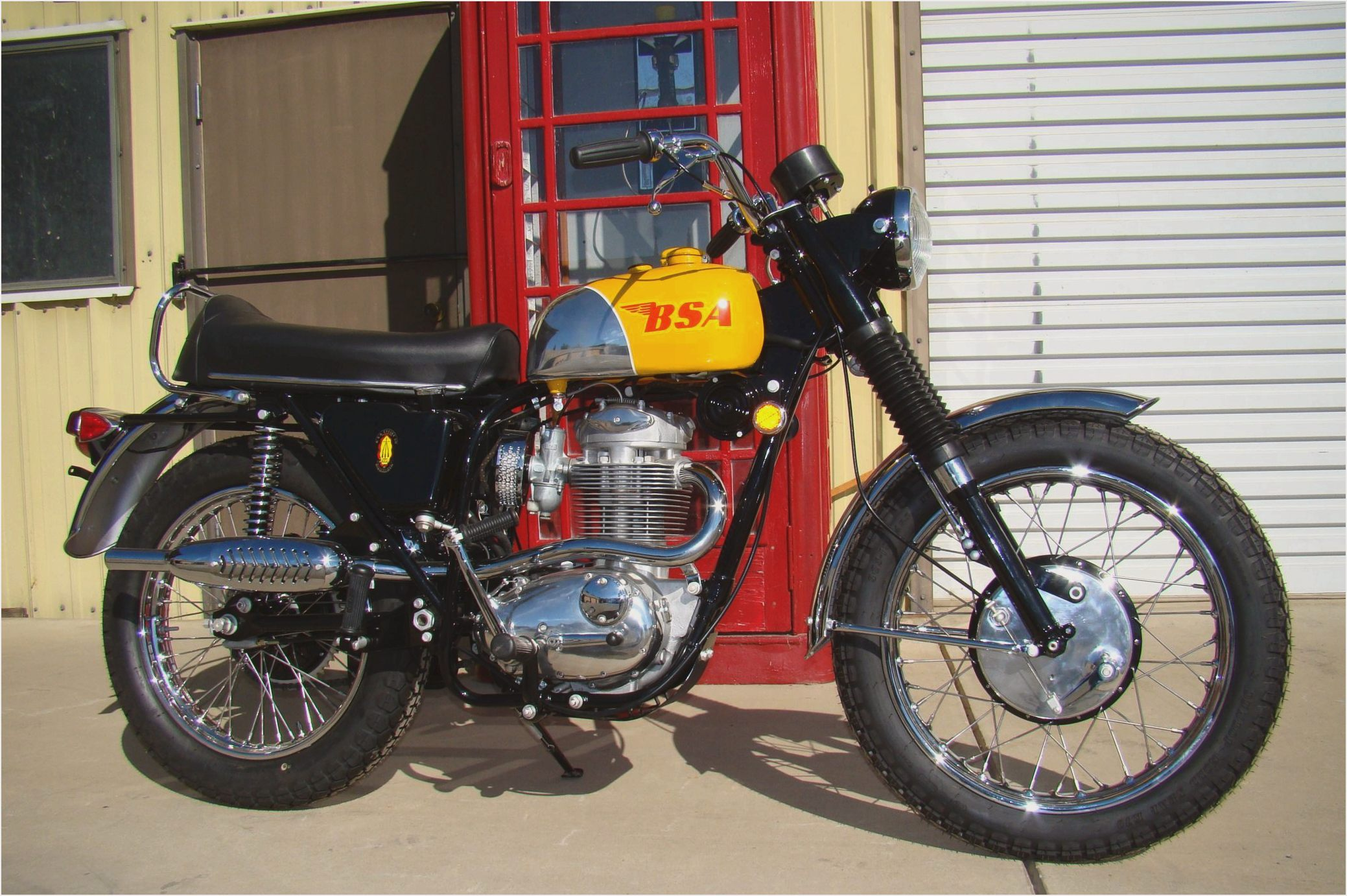 BSA Victor 500-Trail (B-50T) images #65703