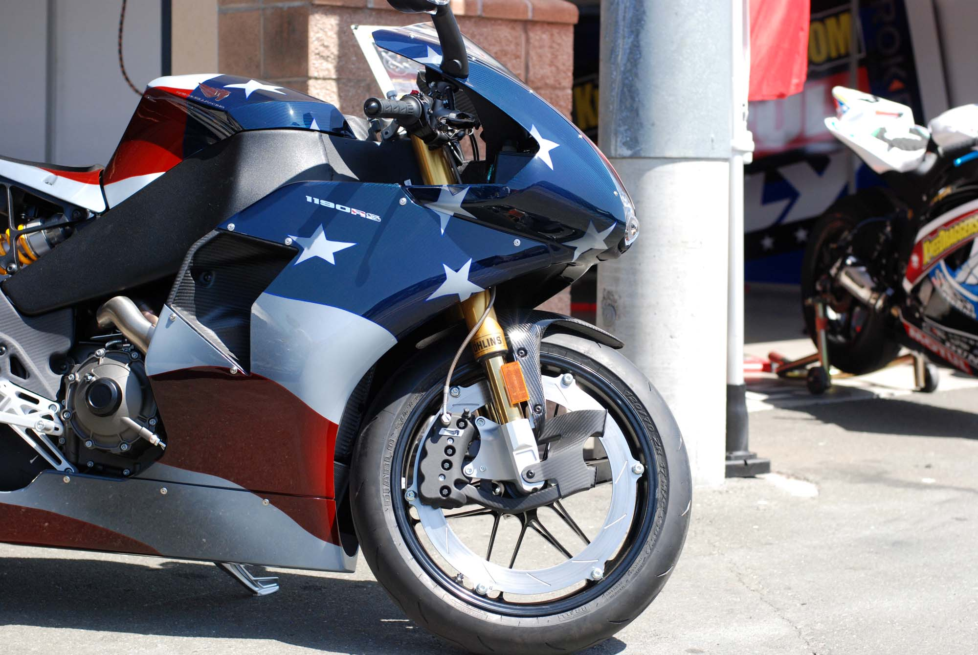 Buell 1190RS images #94029
