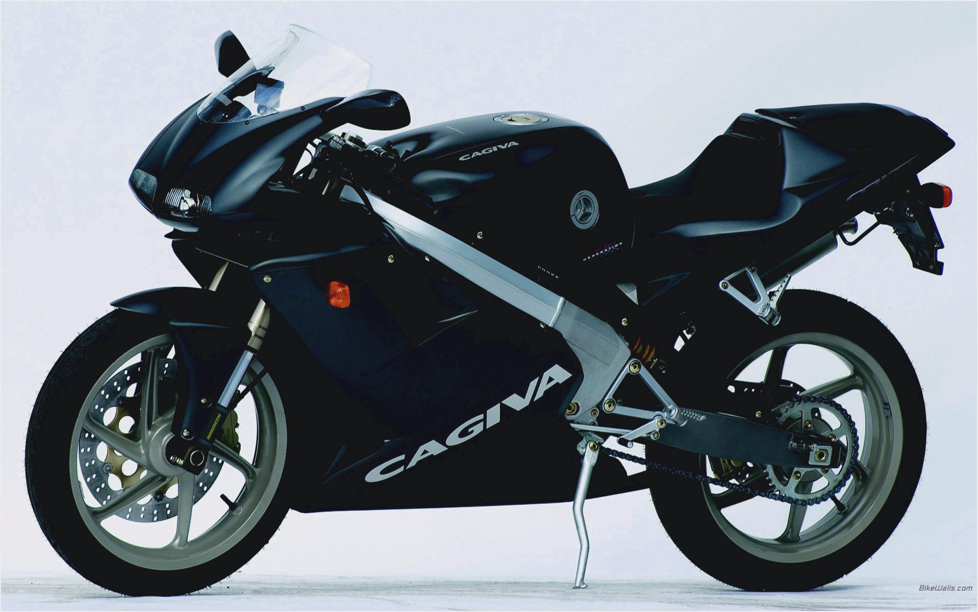 Cagiva Planet 125 1999 images #67387