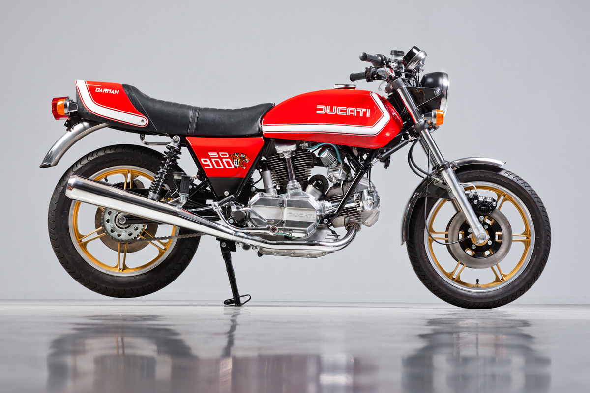 Ducati 900 SD Darmah 1979 wallpapers #10549