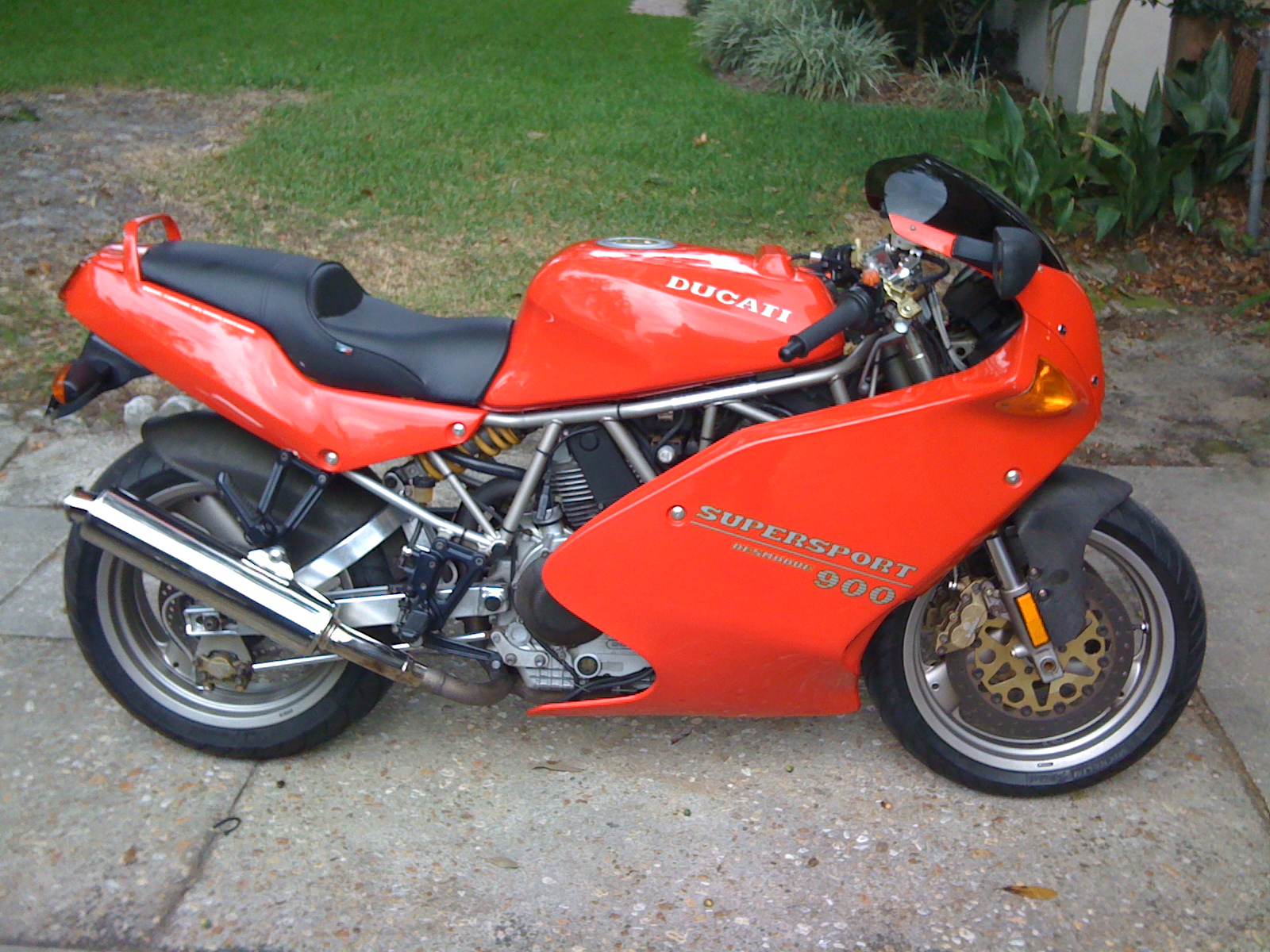 Ducati 900 SS 1994 images #78853