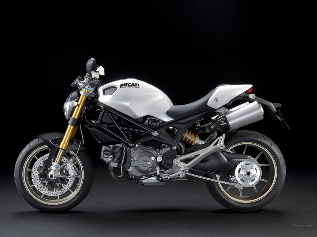 Ducati Monster 1100 S 2010 images #79350
