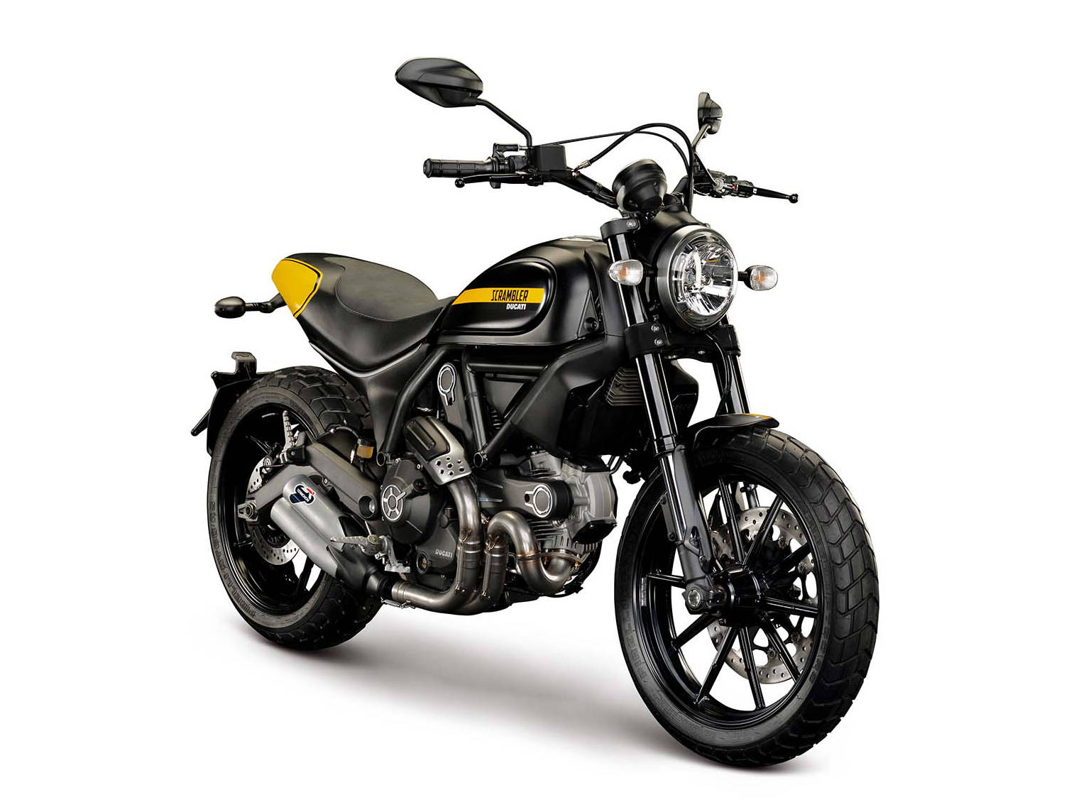 Ducati Scrambler Full Throttle 2015 wallpapers #13432