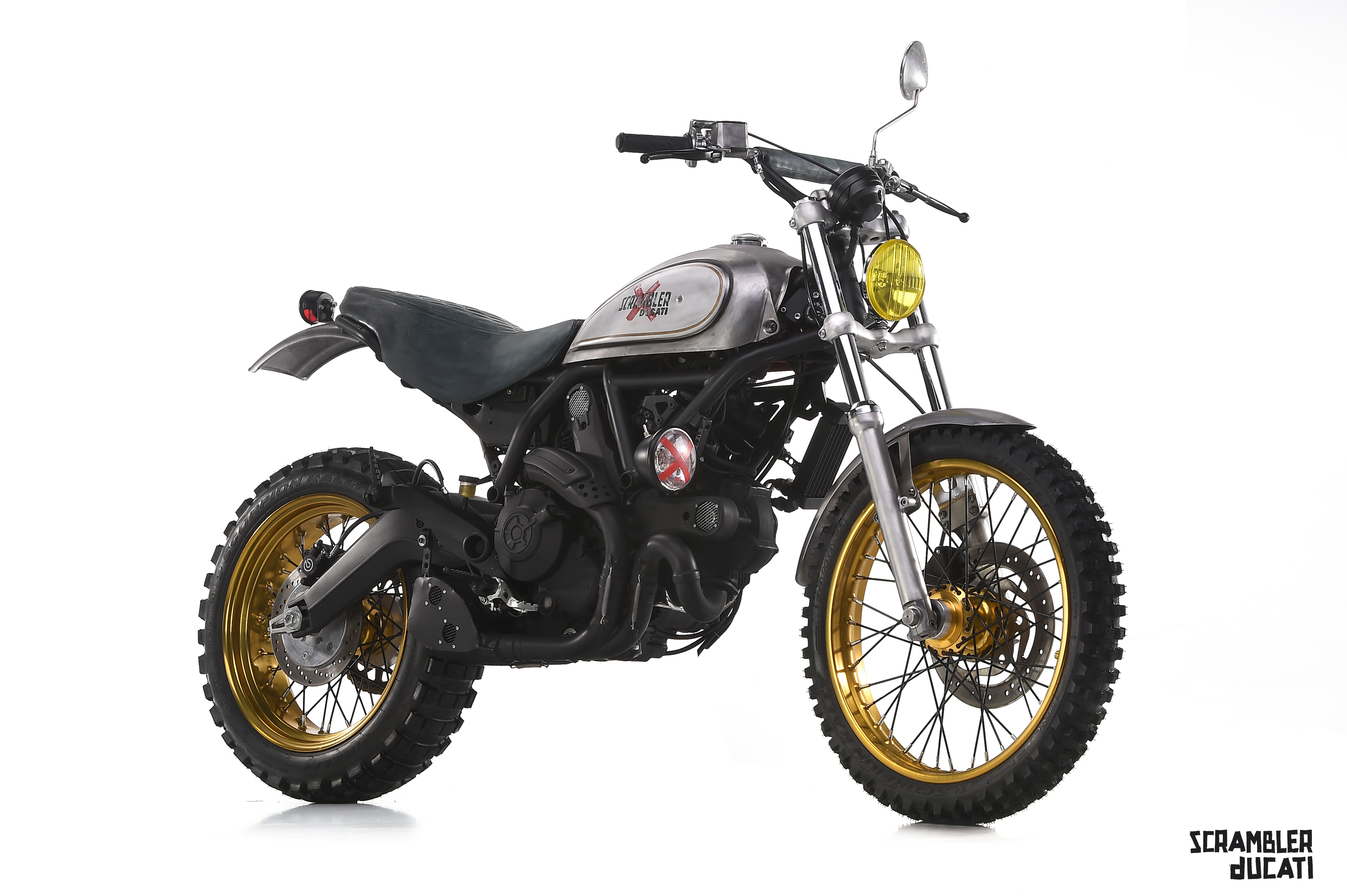 Ducati Scrambler Urban Enduro 2015 wallpapers #13531