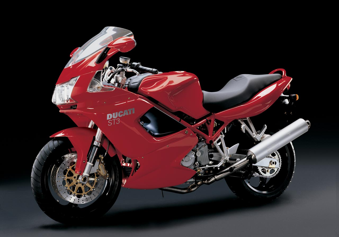 Ducati ST3 S ABS wallpapers #12138