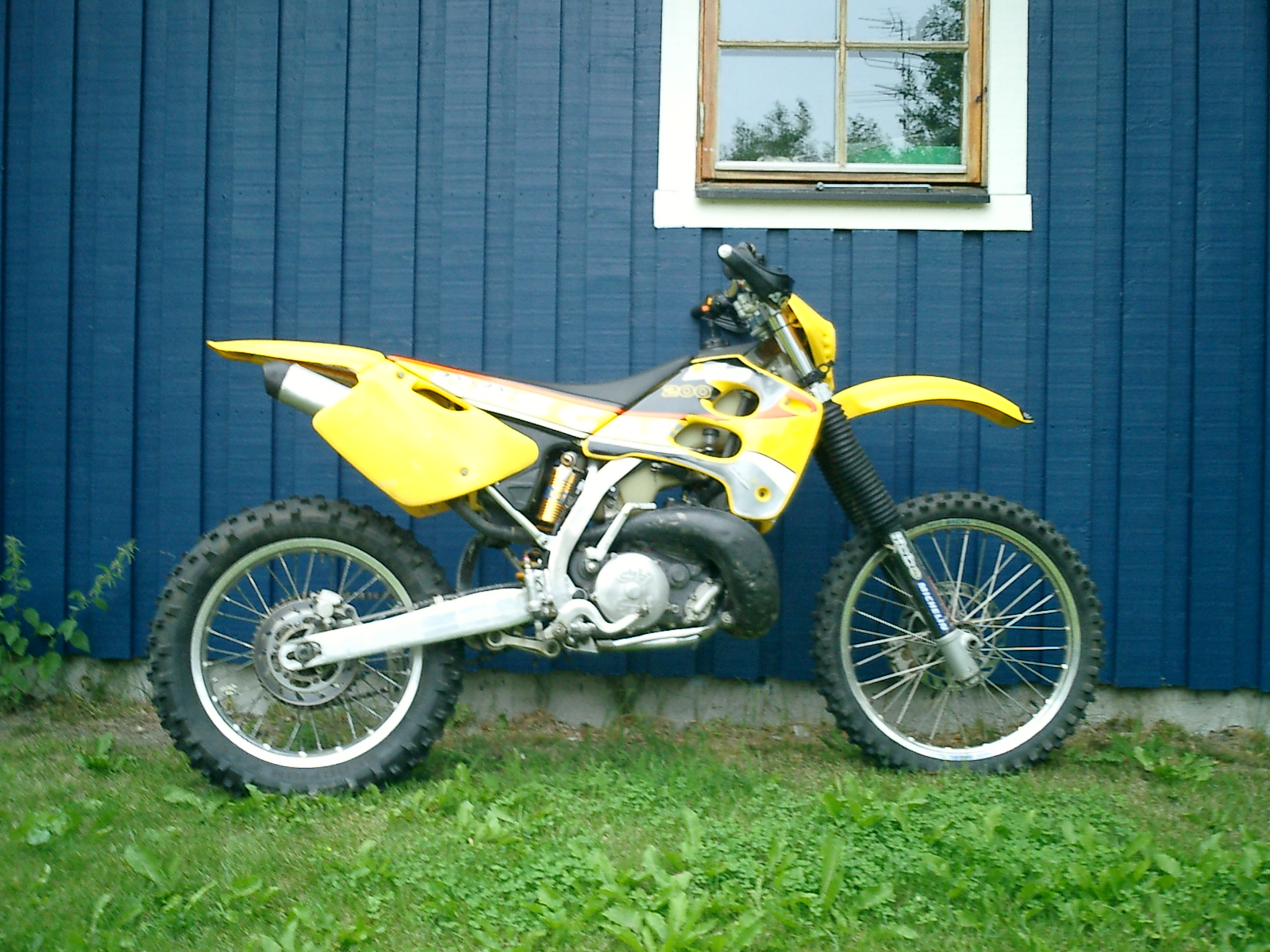 GAS GAS EC 50 Rookie 2002 images #94426