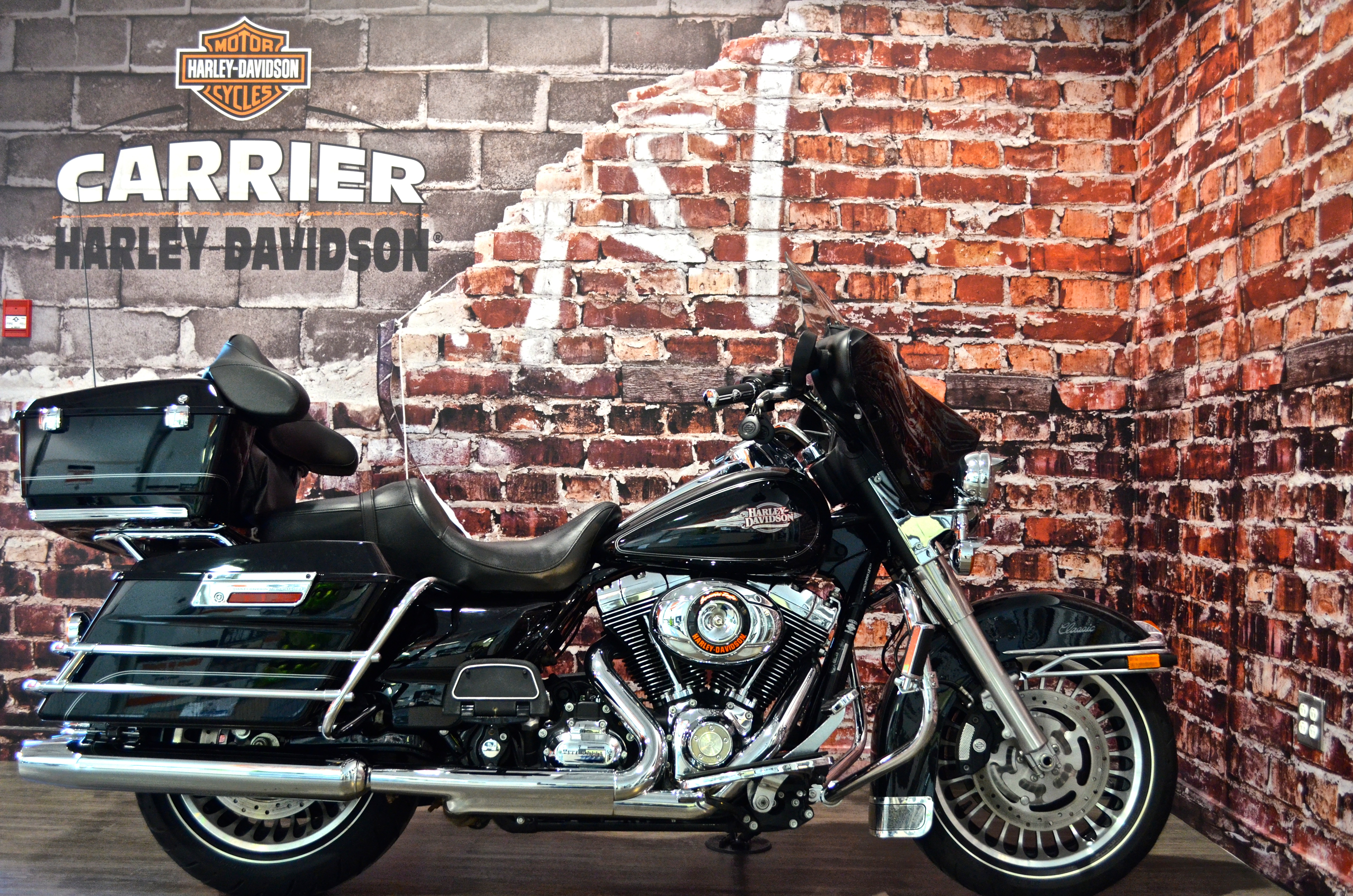 Harley-Davidson FLHTC Electra Glide Classic 2013 pics #19887