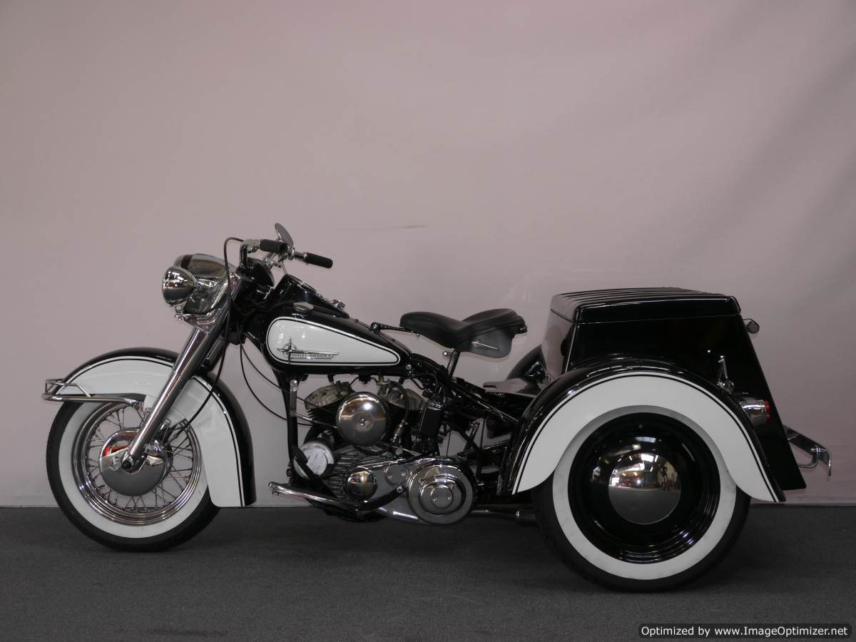 Harley-Davidson Servi-Car 1960 wallpapers #133456