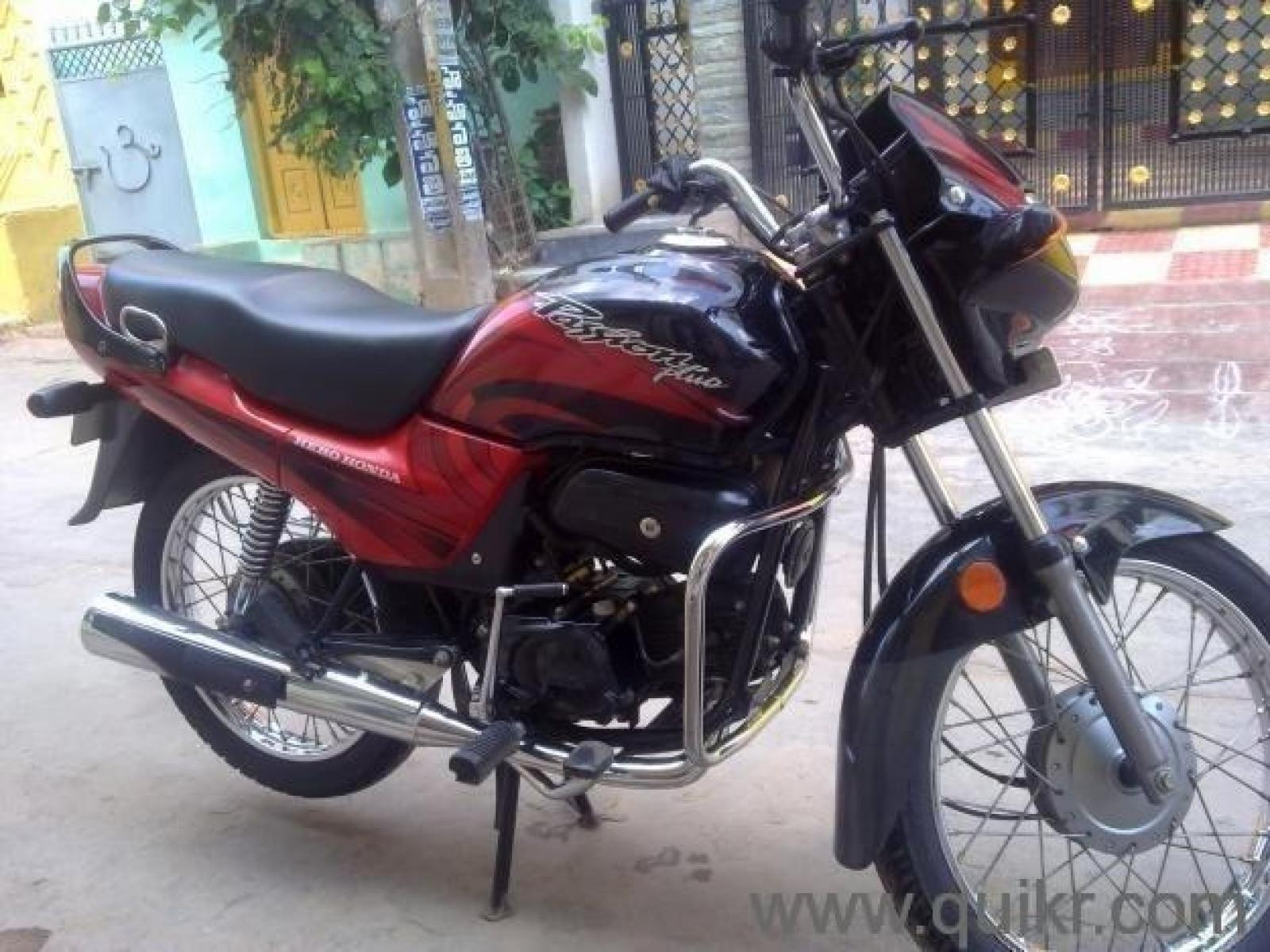 Hero Honda Passion Plus 2007 images #156059
