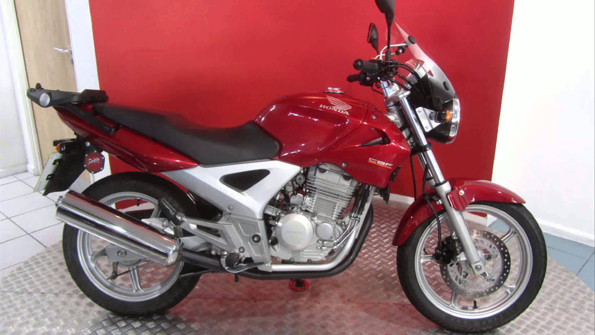 Honda CBF 250 2005 wallpapers #174411