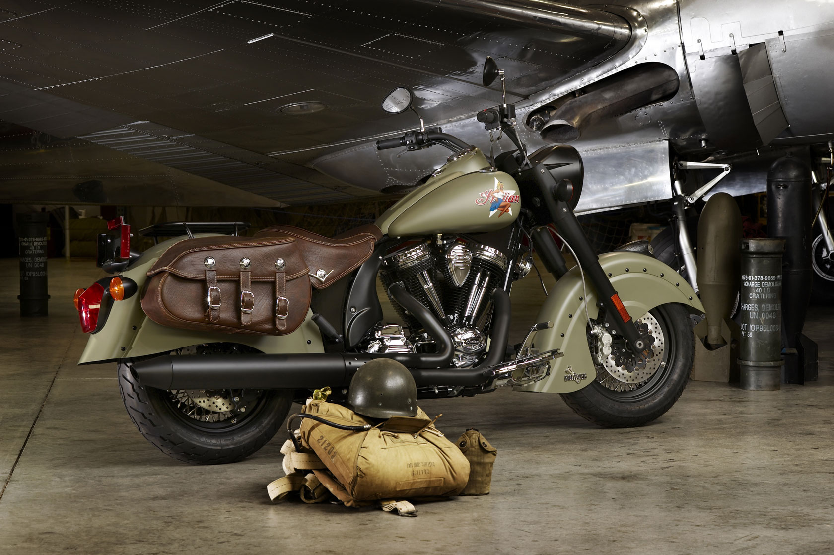 Indian Chief Standard 2010 images #99490