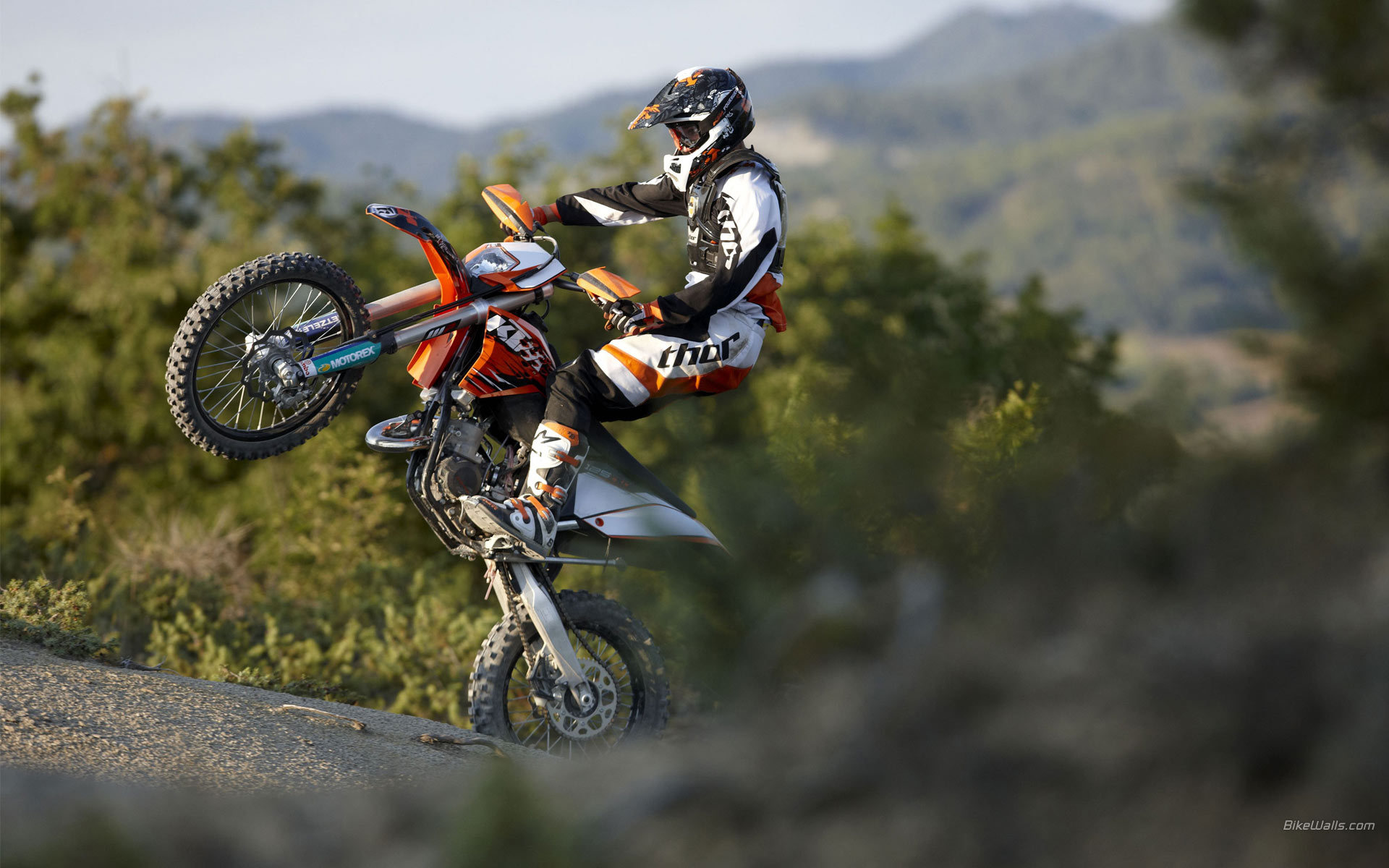 KTM 125 EXC 2010 wallpapers #161320