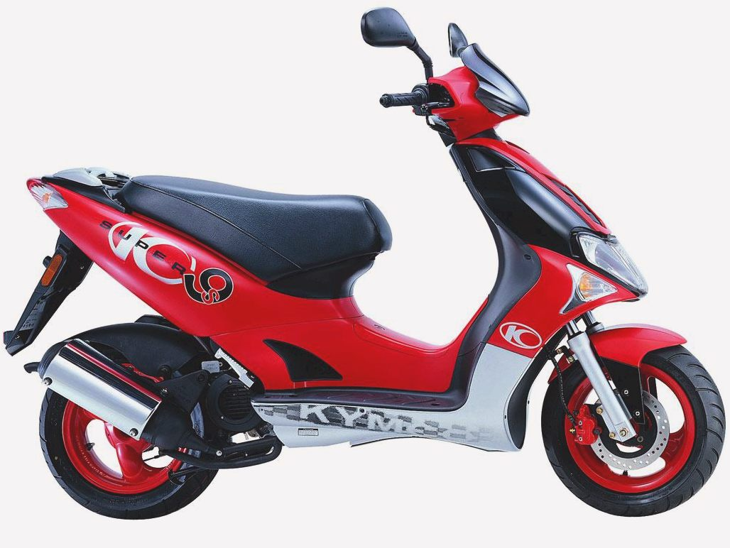 Kymco Super 9/50 2010 images #100974