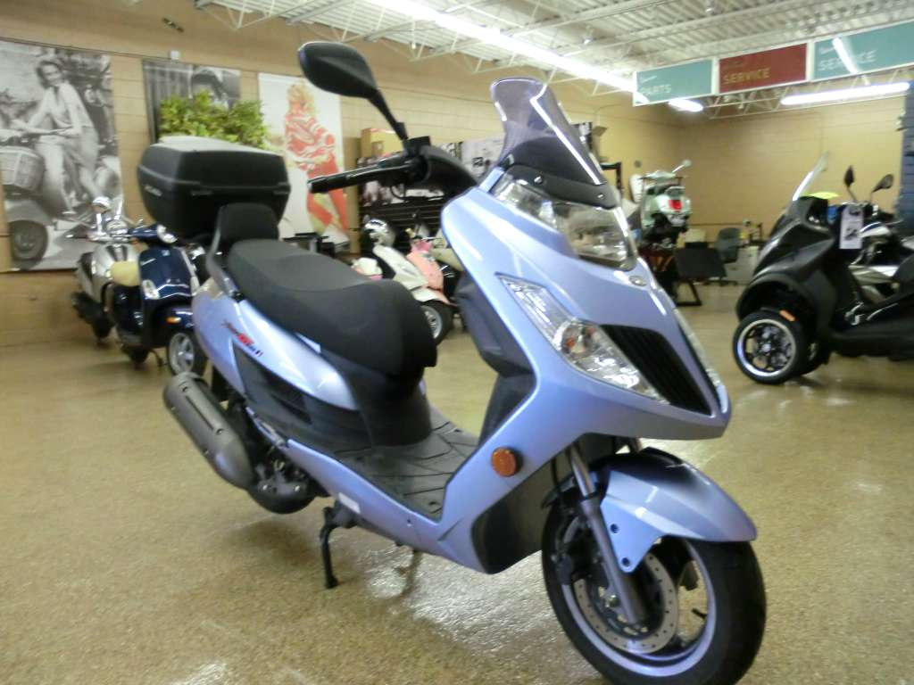 Kymco Yager 200 2010 images #102059