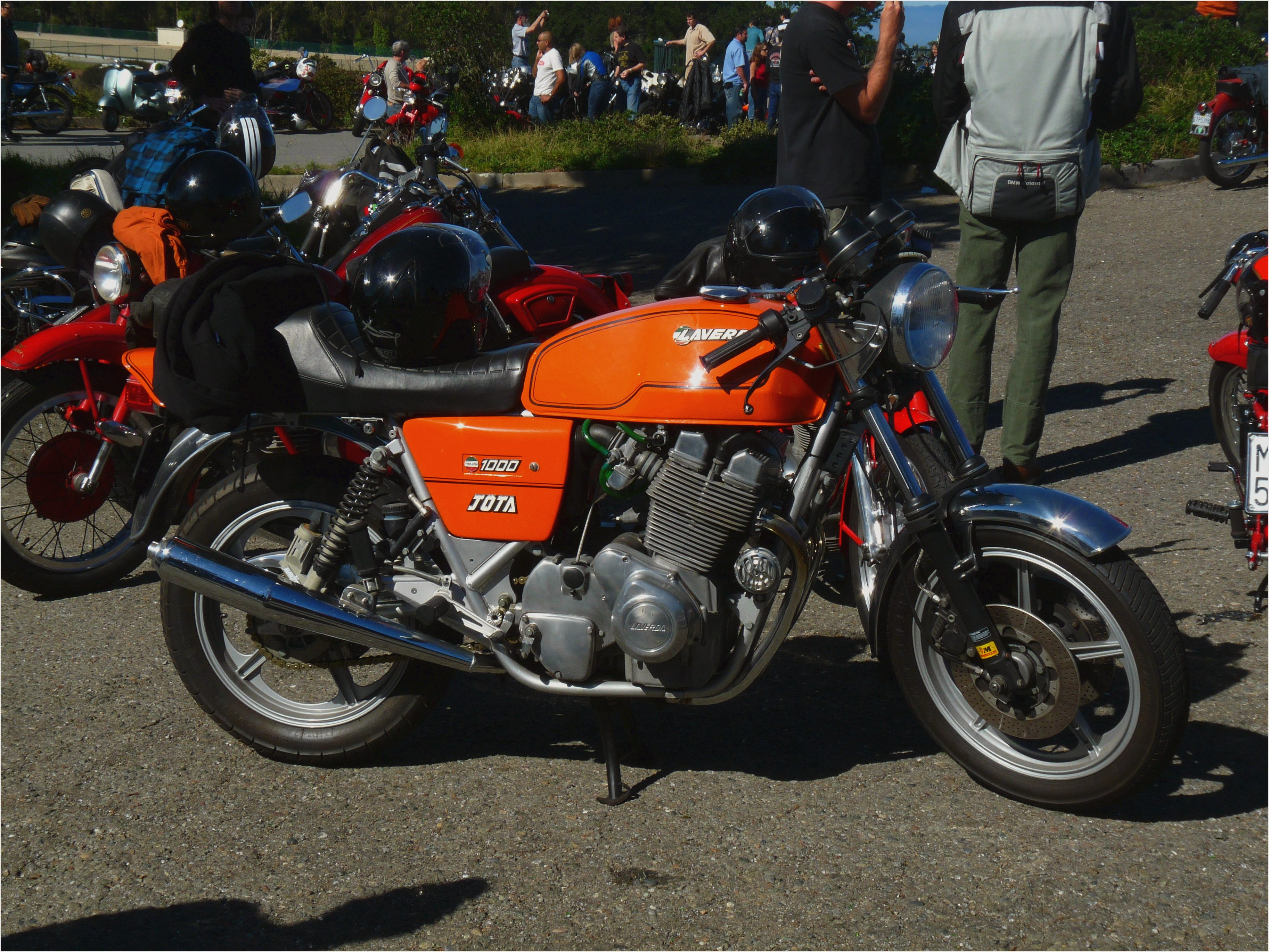 Laverda 500 1977 wallpapers #145852