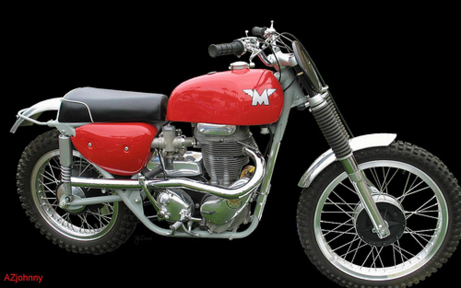 Matchless G 80 K 1989 images #104124