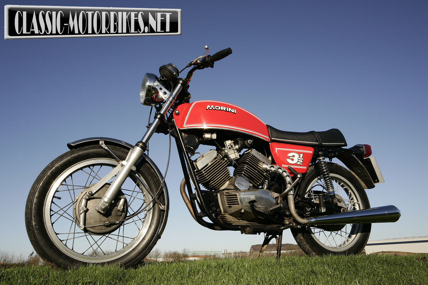 Morini Strada/Sport 350 1982 wallpapers #174611