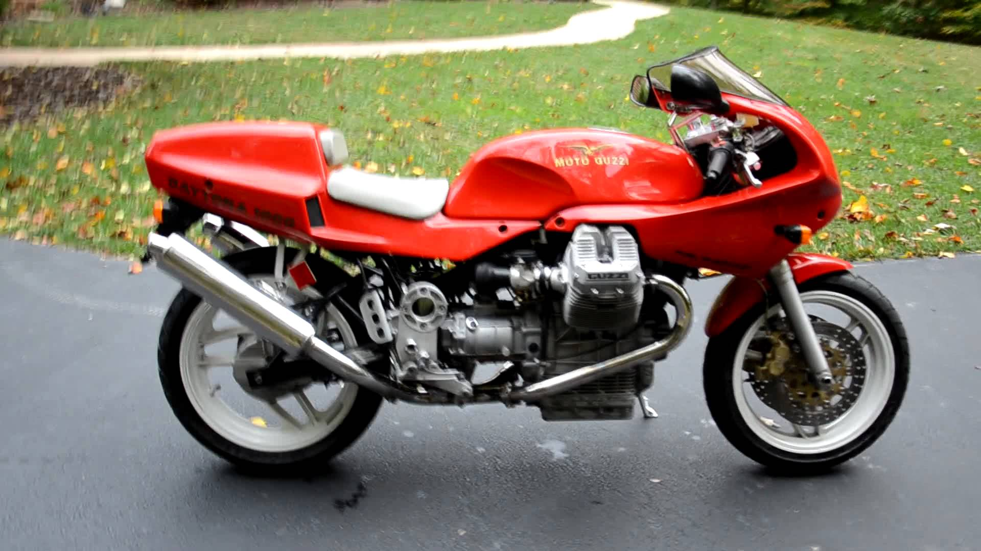 Moto Guzzi 1000 Daytona Injection images #108590