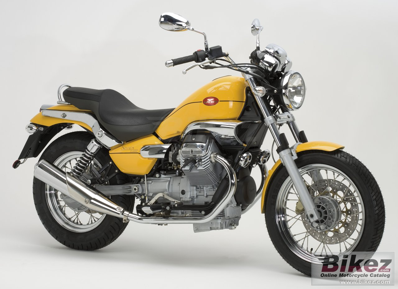 2007 moto guzzi nevada classic 750 pics specs and information. Black Bedroom Furniture Sets. Home Design Ideas