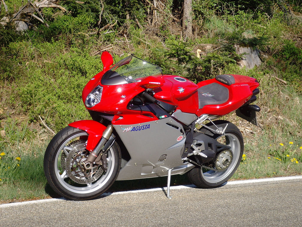 MV Agusta F4 1000 S 2006 images #113603