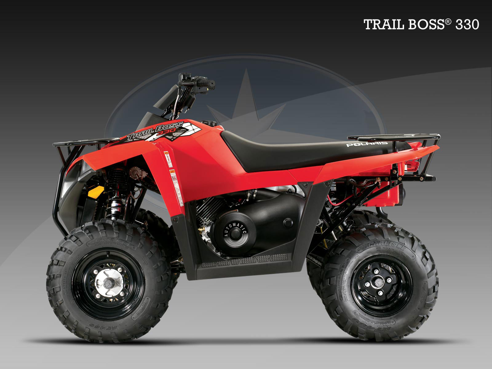 Polaris Trail Boss 330 2008 images #169653