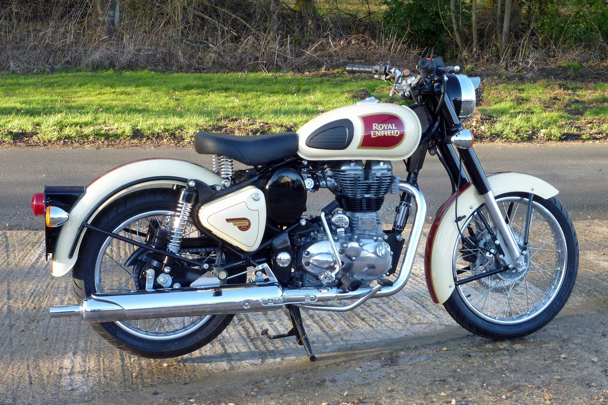 Royal Enfield Bullet 350 Army 1989 images #122476