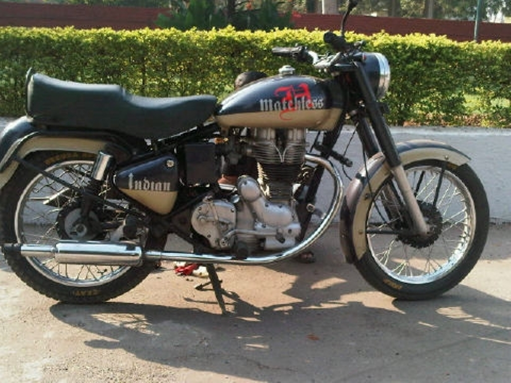 Royal Enfield Diesel 1997 images #122873