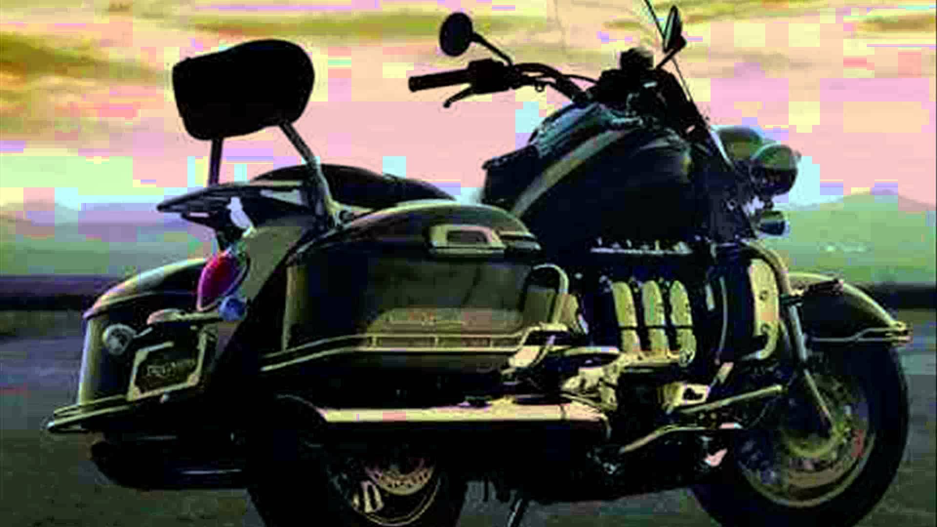 Triumph Rocket III Touring 2012 images #126943