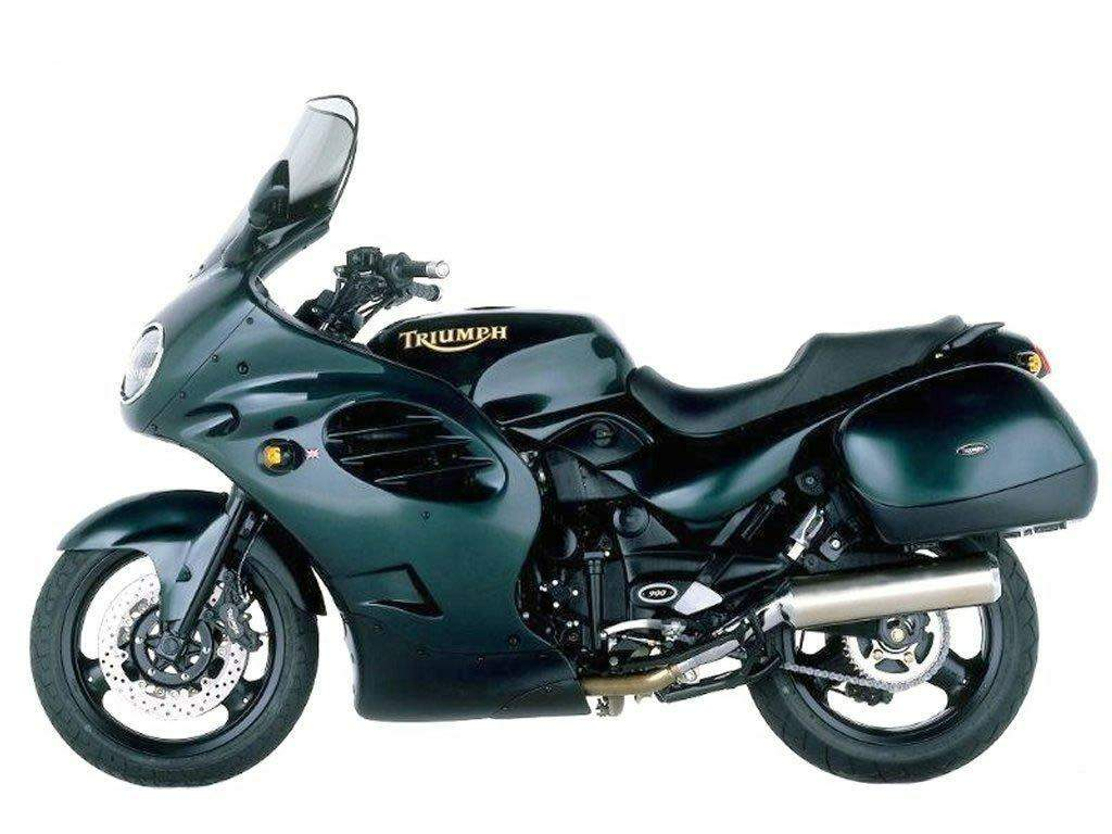 Triumph Trophy 900 1997 wallpapers #129885
