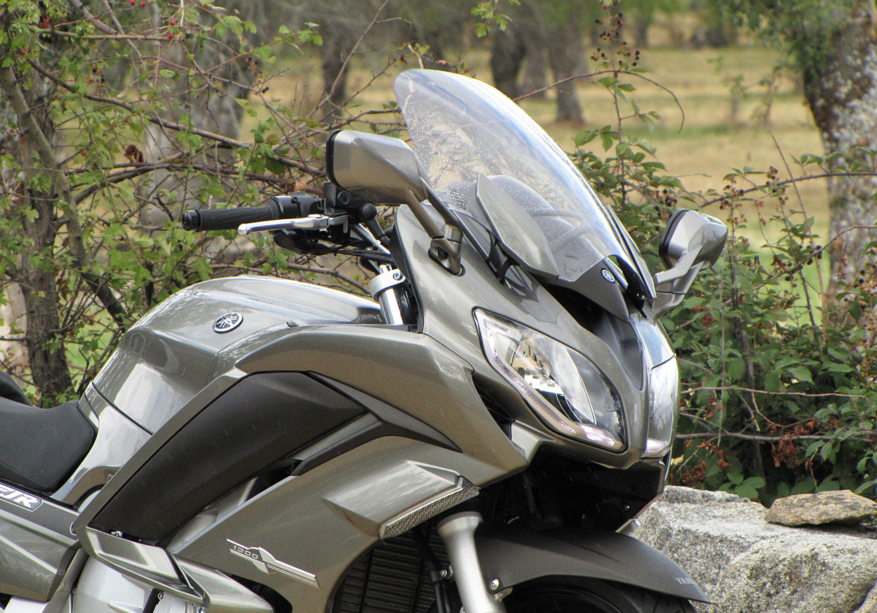 Yamaha FJR 1300 AS pics #58585