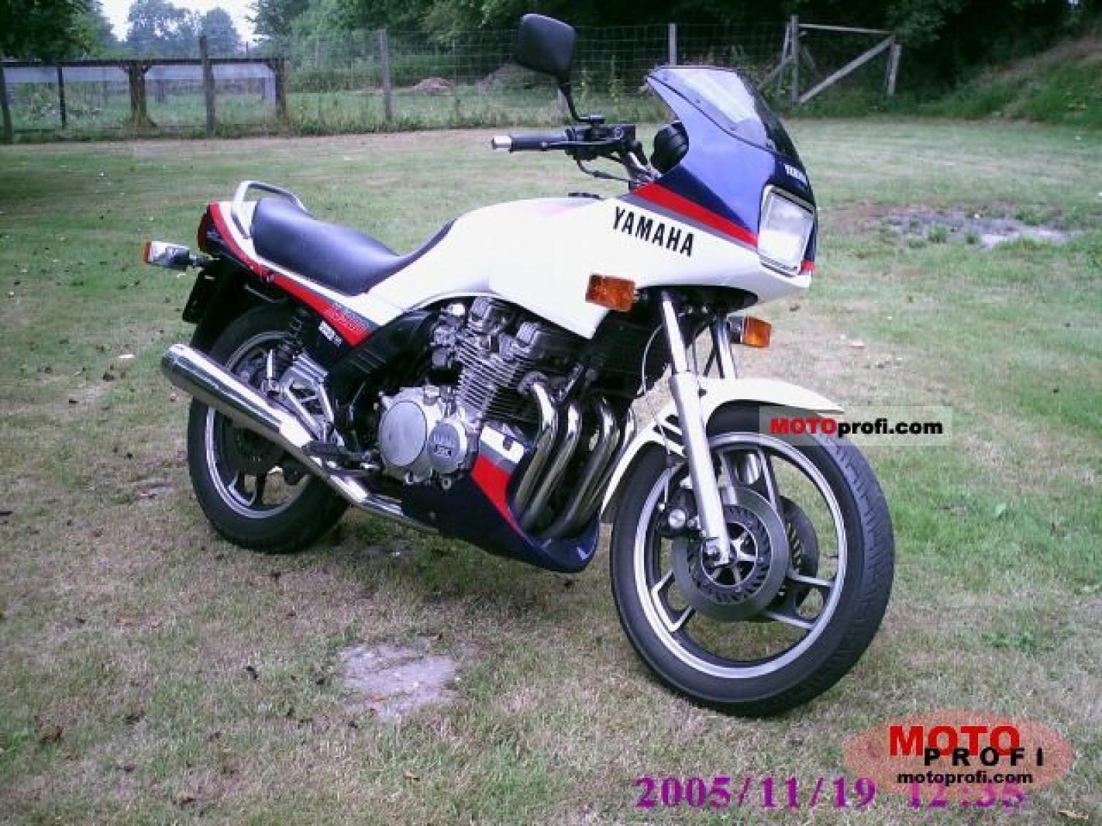 1985 yamaha xj 900 pics specs and information. Black Bedroom Furniture Sets. Home Design Ideas