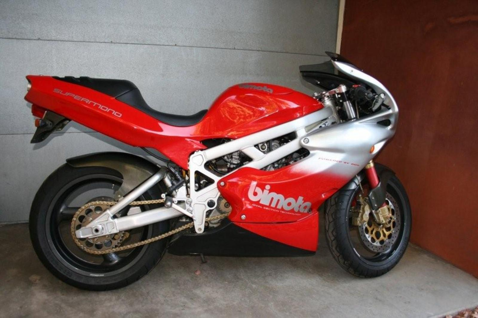 Bimota Supermono 1998 wallpapers #137319