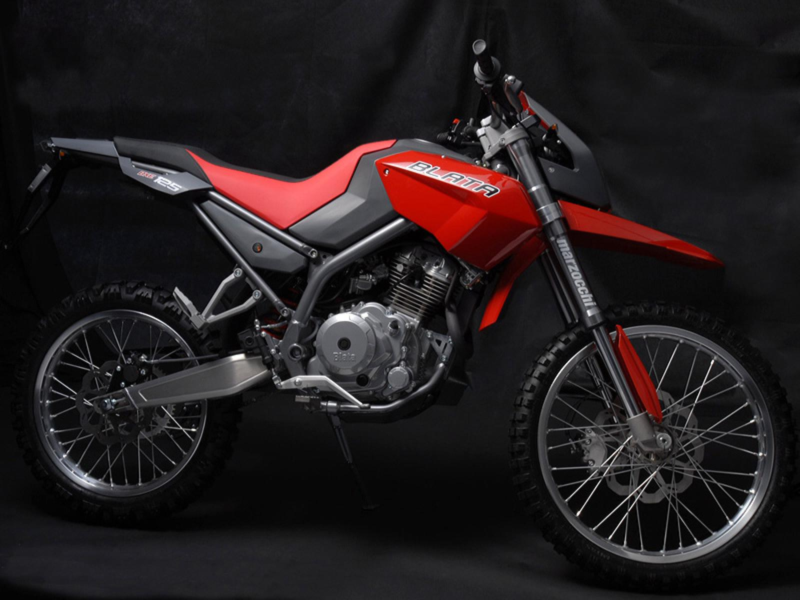 Blata Enduro 125 2007 wallpapers #137617