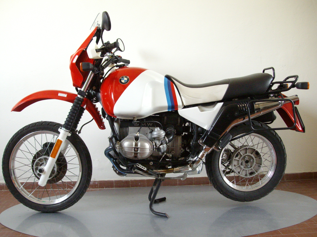 BMW R100GS 1988 images #30794