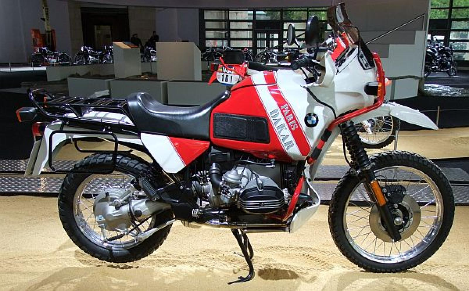 BMW R100GS 1989 images #155171