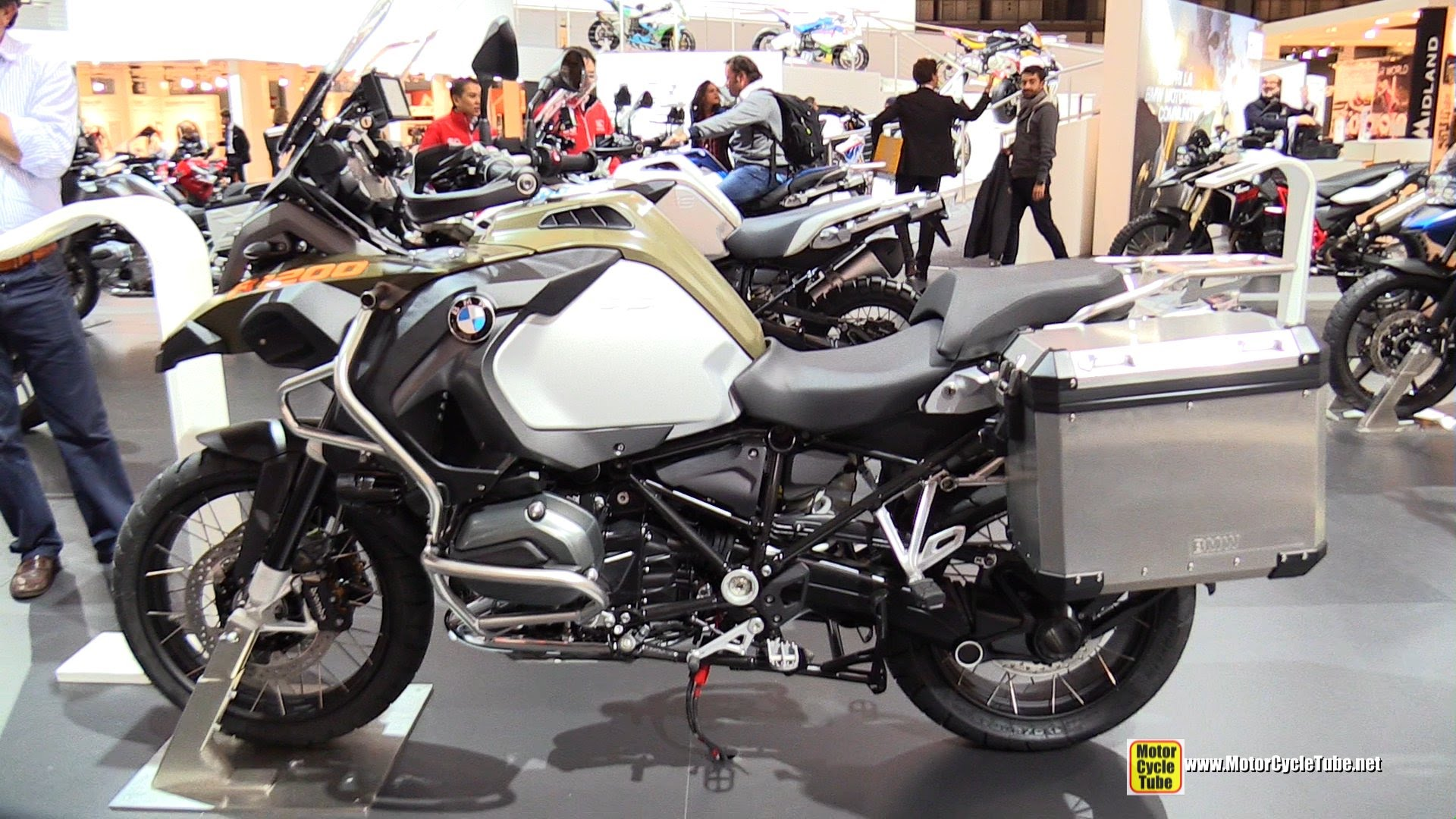 BMW R1200GS Adventure 2015 images #78357