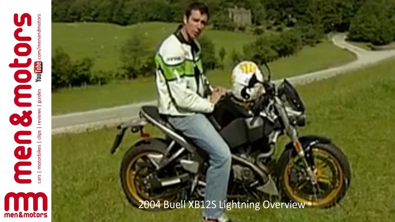 Buell Lightning XB12S 2004 images #93930