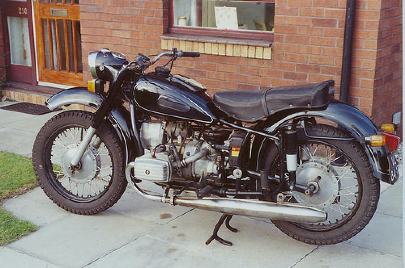 Dnepr MT 11 with sidecar 1987 images #95616