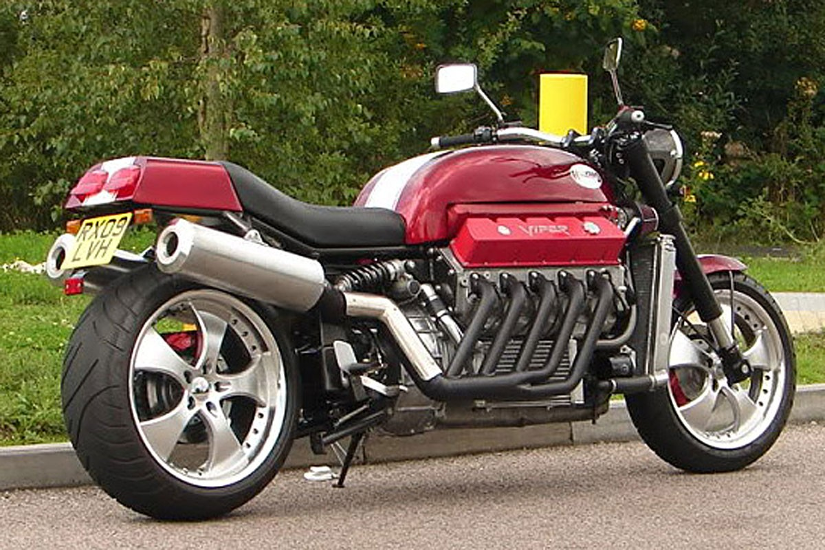 Dodge Millyard Viper V10: pics, specs and list of seriess by year - onlymotorbikes.com