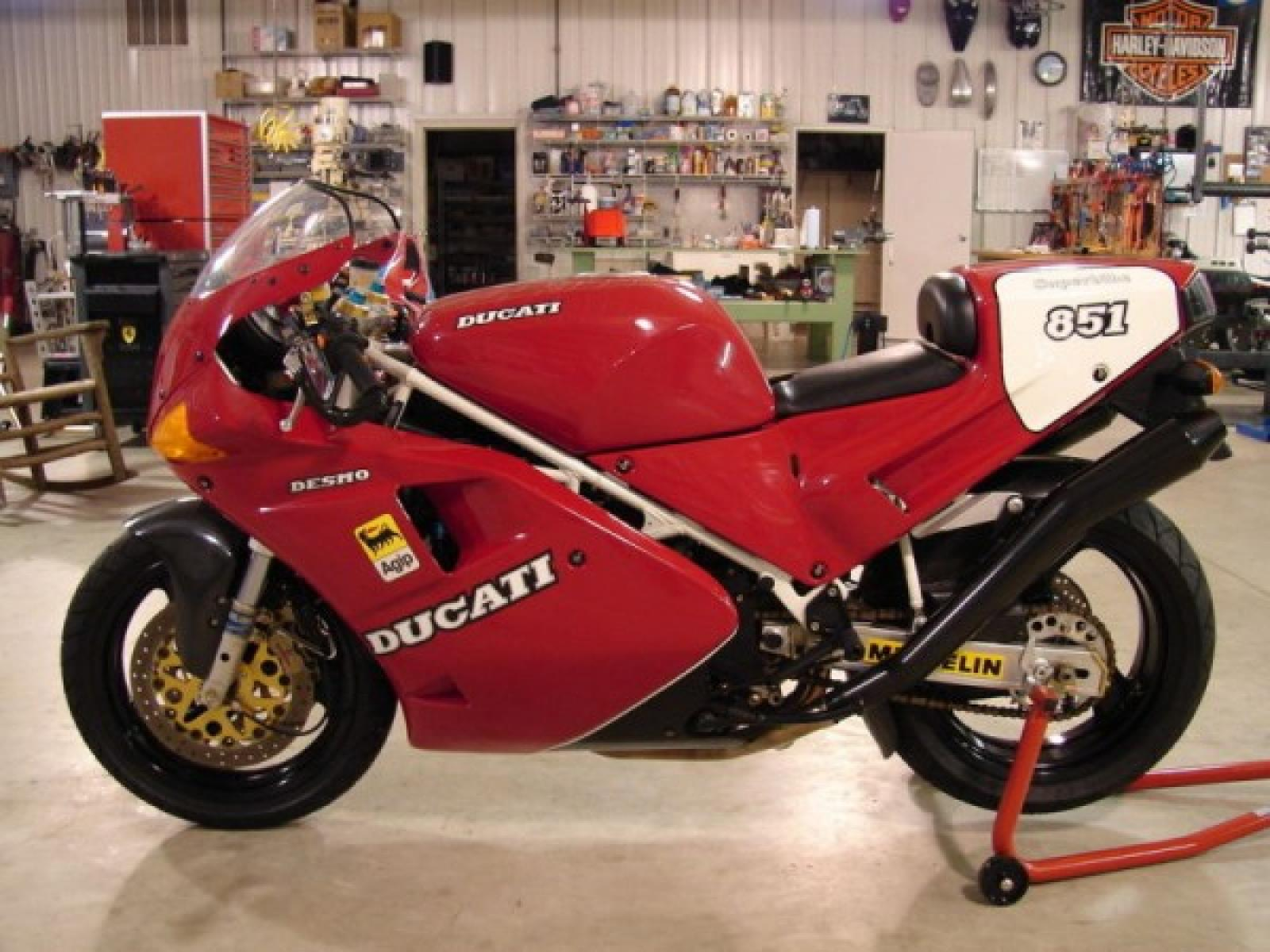 Ducati 851 SP 3 wallpapers #10650