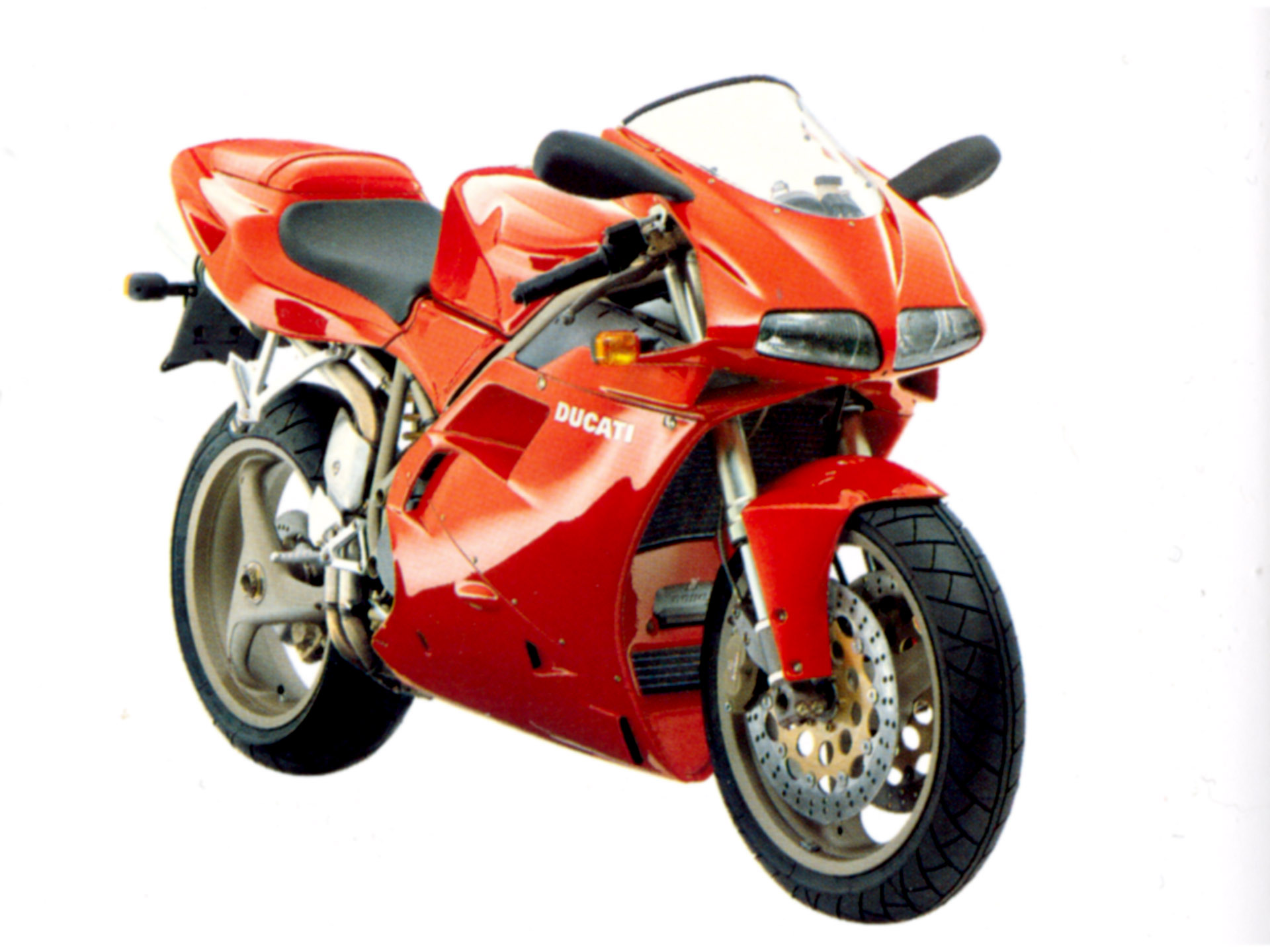 Ducati 916 Strada 1995 wallpapers #10850