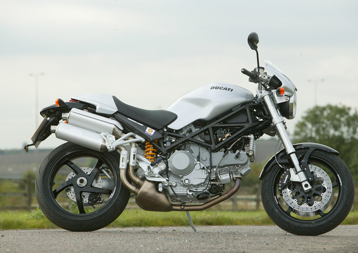 Ducati Monster S2R 800 2005 images #79153